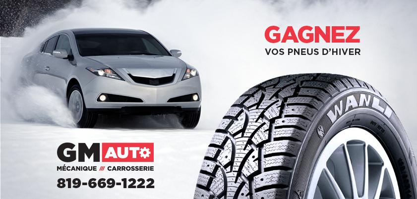 Promo Pneu Neige : gm auto garagiste gatineau alignement 3d changement d 39 huile ~ Nature-et-papiers.com Idées de Décoration
